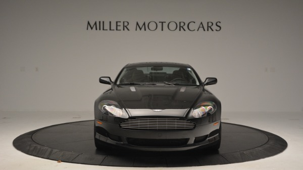 Used 2006 Aston Martin DB9 Coupe for sale Sold at Bentley Greenwich in Greenwich CT 06830 12