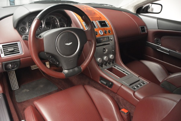 Used 2006 Aston Martin DB9 Coupe for sale Sold at Bentley Greenwich in Greenwich CT 06830 14