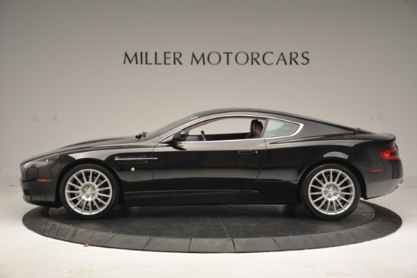 Used 2006 Aston Martin DB9 Coupe for sale Sold at Bentley Greenwich in Greenwich CT 06830 3