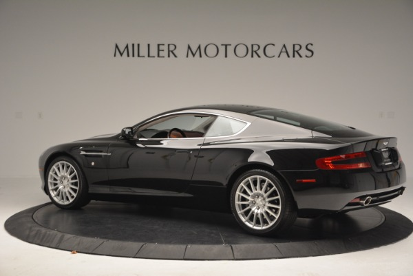 Used 2006 Aston Martin DB9 Coupe for sale Sold at Bentley Greenwich in Greenwich CT 06830 4
