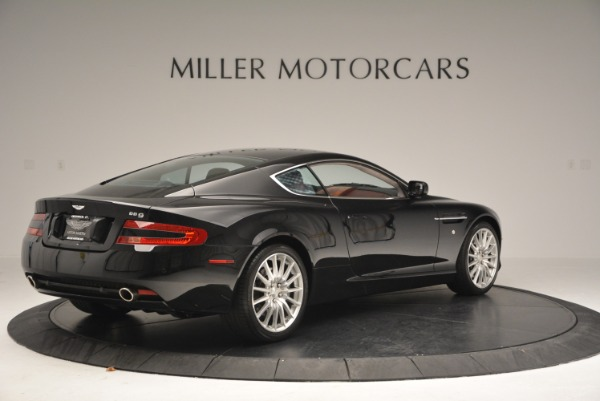 Used 2006 Aston Martin DB9 Coupe for sale Sold at Bentley Greenwich in Greenwich CT 06830 8