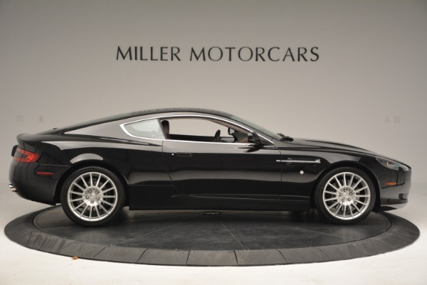 Used 2006 Aston Martin DB9 Coupe for sale Sold at Bentley Greenwich in Greenwich CT 06830 9