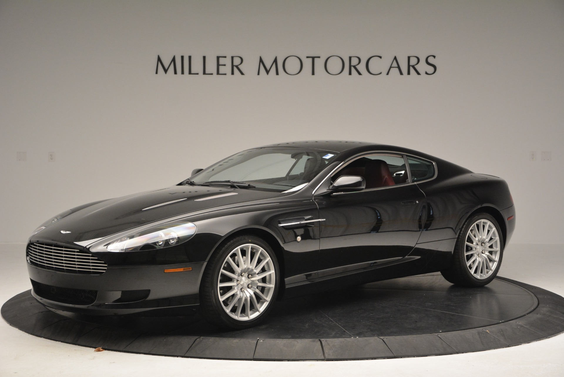 Used 2006 Aston Martin DB9 Coupe for sale Sold at Bentley Greenwich in Greenwich CT 06830 1