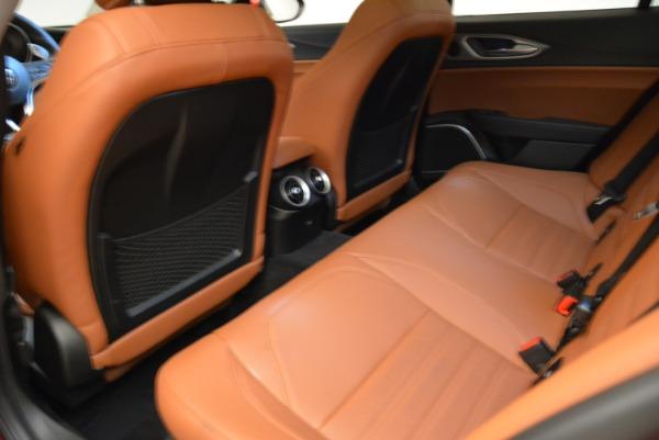 New 2019 Alfa Romeo Giulia Ti Sport Q4 for sale Sold at Bentley Greenwich in Greenwich CT 06830 5
