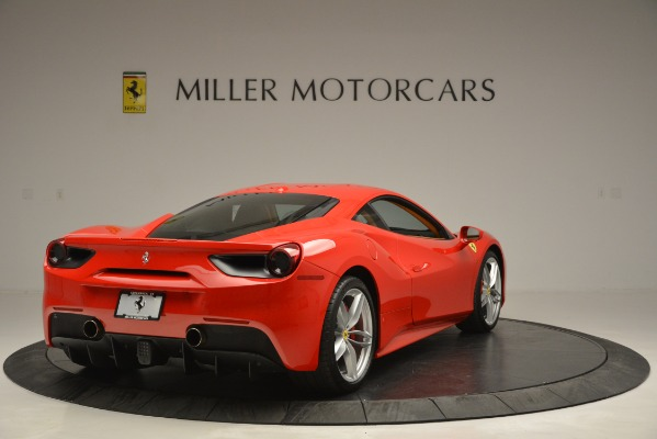 Used 2016 Ferrari 488 GTB for sale Sold at Bentley Greenwich in Greenwich CT 06830 7