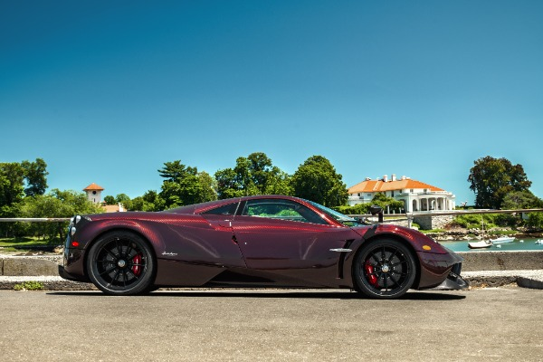 Used 2014 Pagani Huayra Tempesta for sale Call for price at Bentley Greenwich in Greenwich CT 06830 3