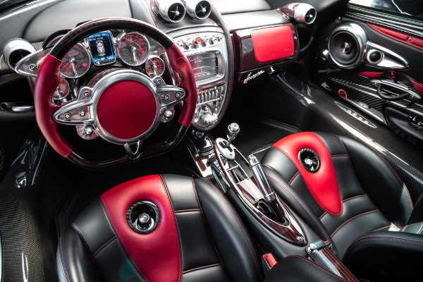 Used 2014 Pagani Huayra Tempesta for sale Call for price at Bentley Greenwich in Greenwich CT 06830 7