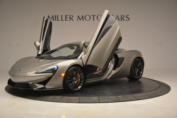 Used 2017 McLaren 570S Coupe for sale Sold at Bentley Greenwich in Greenwich CT 06830 14