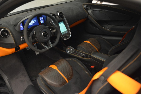 Used 2017 McLaren 570S Coupe for sale Sold at Bentley Greenwich in Greenwich CT 06830 15