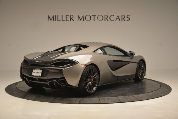 Used 2017 McLaren 570S Coupe for sale Sold at Bentley Greenwich in Greenwich CT 06830 7