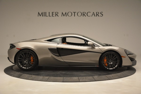 Used 2017 McLaren 570S Coupe for sale Sold at Bentley Greenwich in Greenwich CT 06830 9