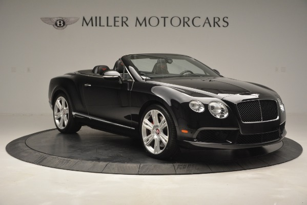 Used 2014 Bentley Continental GT V8 for sale Sold at Bentley Greenwich in Greenwich CT 06830 11