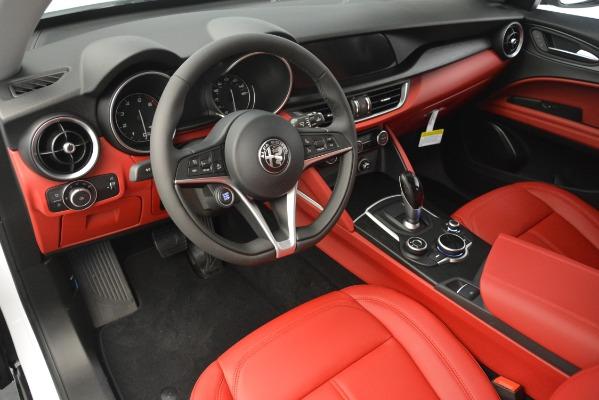 New 2019 Alfa Romeo Stelvio Q4 for sale Sold at Bentley Greenwich in Greenwich CT 06830 13