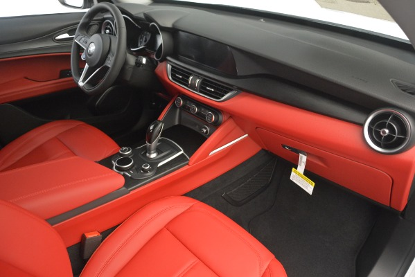 New 2019 Alfa Romeo Stelvio Q4 for sale Sold at Bentley Greenwich in Greenwich CT 06830 22