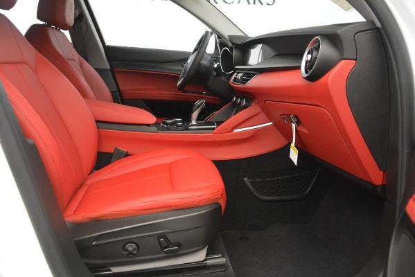 New 2019 Alfa Romeo Stelvio Q4 for sale Sold at Bentley Greenwich in Greenwich CT 06830 23