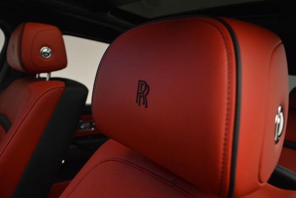 New 2019 Rolls-Royce Cullinan for sale Sold at Bentley Greenwich in Greenwich CT 06830 22