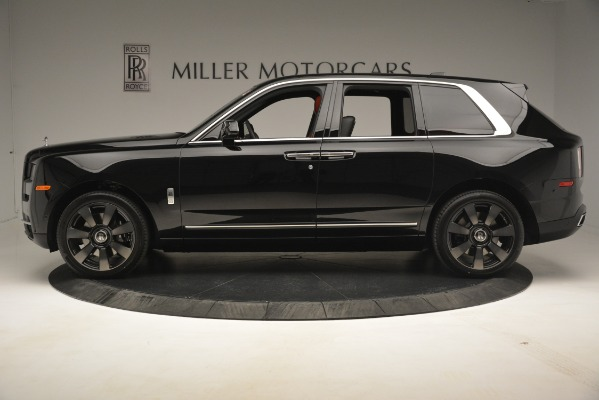New 2019 Rolls-Royce Cullinan for sale Sold at Bentley Greenwich in Greenwich CT 06830 4