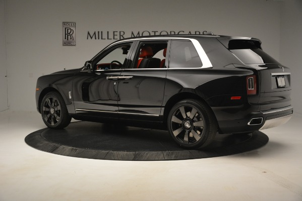New 2019 Rolls-Royce Cullinan for sale Sold at Bentley Greenwich in Greenwich CT 06830 5