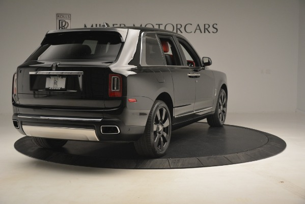 New 2019 Rolls-Royce Cullinan for sale Sold at Bentley Greenwich in Greenwich CT 06830 8