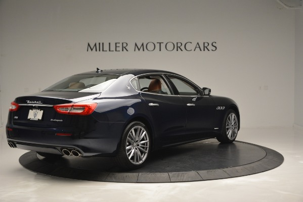 New 2019 Maserati Quattroporte S Q4 GranLusso Edizione Nobile for sale Sold at Bentley Greenwich in Greenwich CT 06830 11