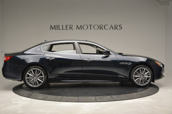 New 2019 Maserati Quattroporte S Q4 GranLusso Edizione Nobile for sale Sold at Bentley Greenwich in Greenwich CT 06830 13