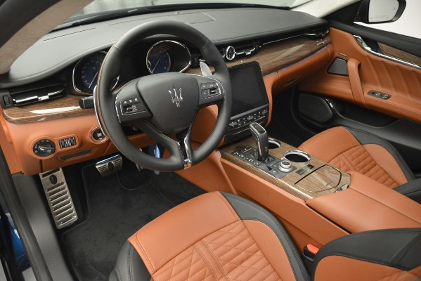 New 2019 Maserati Quattroporte S Q4 GranLusso Edizione Nobile for sale Sold at Bentley Greenwich in Greenwich CT 06830 20