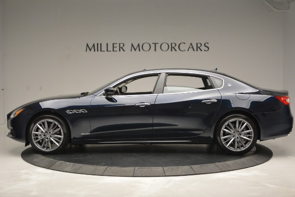 New 2019 Maserati Quattroporte S Q4 GranLusso Edizione Nobile for sale Sold at Bentley Greenwich in Greenwich CT 06830 4