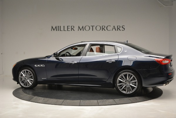 New 2019 Maserati Quattroporte S Q4 GranLusso Edizione Nobile for sale Sold at Bentley Greenwich in Greenwich CT 06830 5