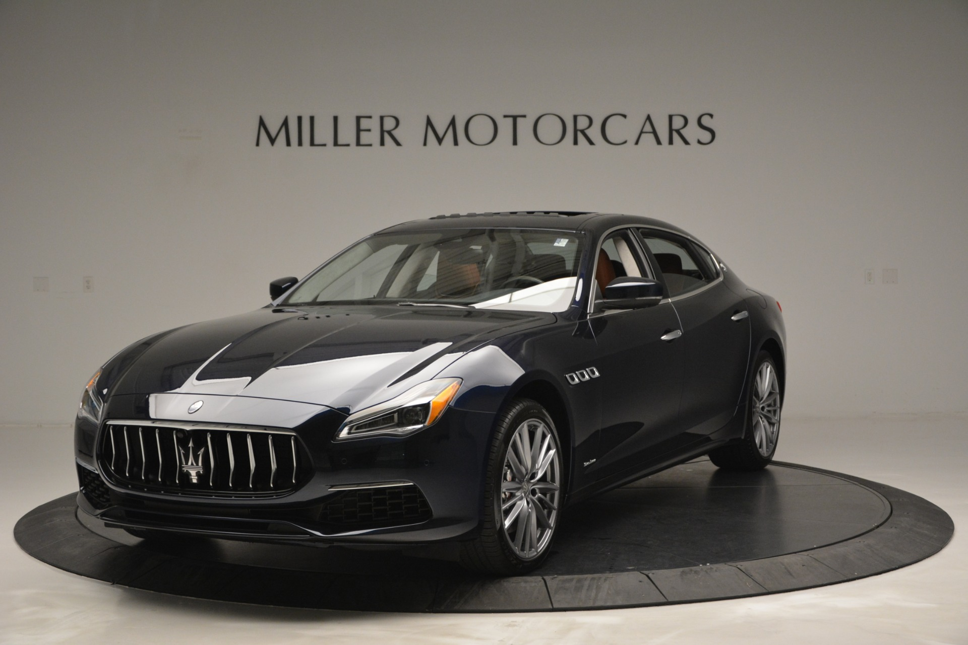 New 2019 Maserati Quattroporte S Q4 GranLusso Edizione Nobile for sale Sold at Bentley Greenwich in Greenwich CT 06830 1