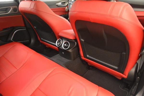 New 2019 Alfa Romeo Giulia Ti Sport Q4 for sale Sold at Bentley Greenwich in Greenwich CT 06830 22