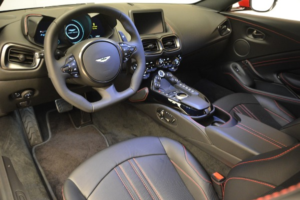 New 2019 Aston Martin Vantage for sale Sold at Bentley Greenwich in Greenwich CT 06830 16