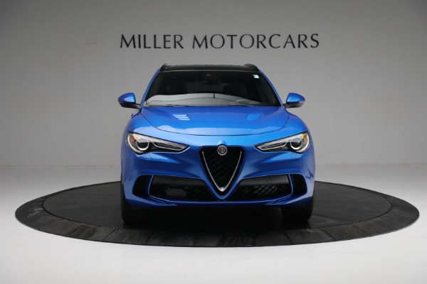 New 2019 Alfa Romeo Stelvio Quadrifoglio for sale Sold at Bentley Greenwich in Greenwich CT 06830 12