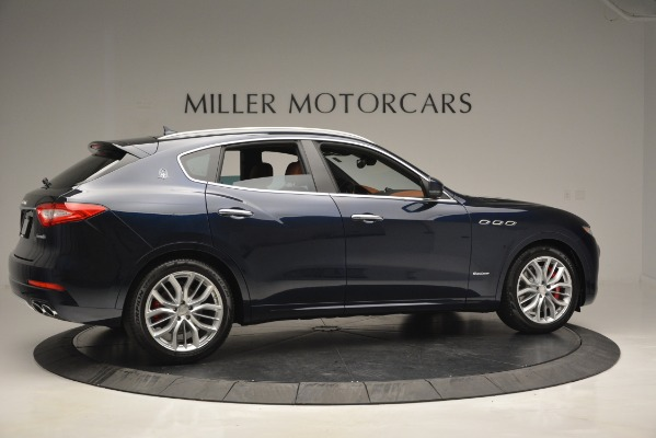 New 2019 Maserati Levante S Q4 GranLusso for sale Sold at Bentley Greenwich in Greenwich CT 06830 12