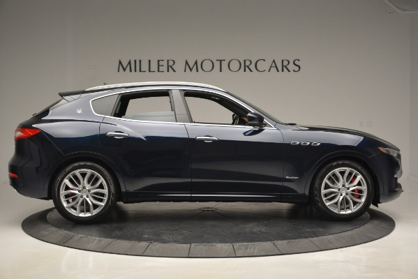 New 2019 Maserati Levante S Q4 GranLusso for sale Sold at Bentley Greenwich in Greenwich CT 06830 13