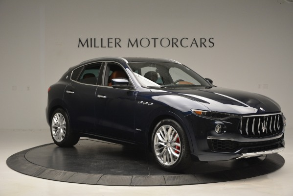 New 2019 Maserati Levante S Q4 GranLusso for sale Sold at Bentley Greenwich in Greenwich CT 06830 15
