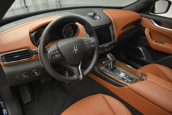 New 2019 Maserati Levante S Q4 GranLusso for sale Sold at Bentley Greenwich in Greenwich CT 06830 19
