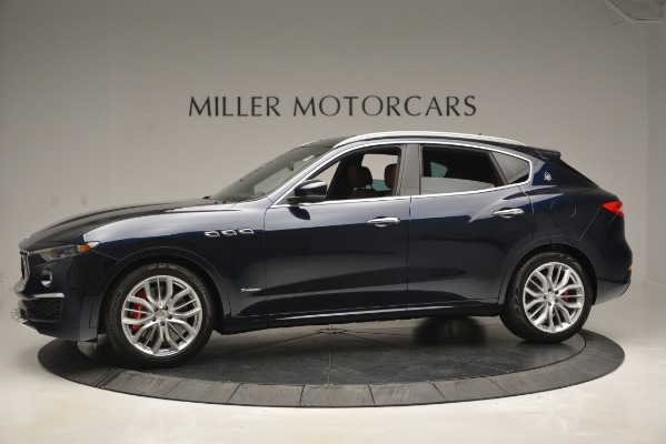 New 2019 Maserati Levante S Q4 GranLusso for sale Sold at Bentley Greenwich in Greenwich CT 06830 4