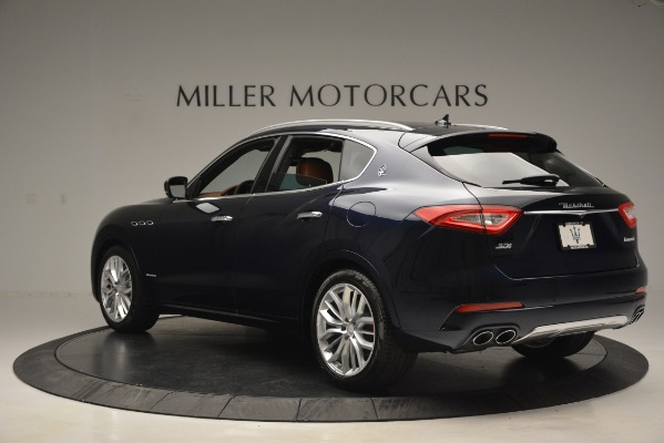 New 2019 Maserati Levante S Q4 GranLusso for sale Sold at Bentley Greenwich in Greenwich CT 06830 7