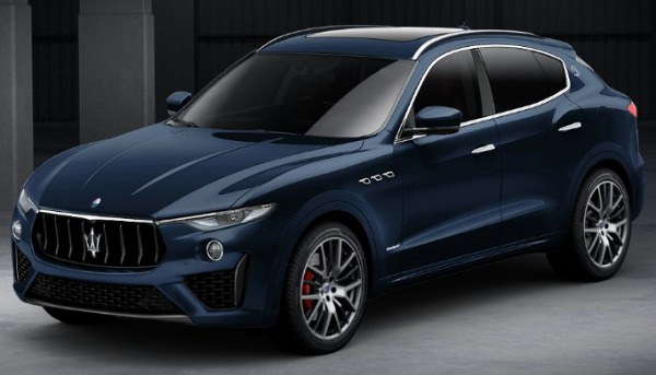 New 2019 Maserati Levante S Q4 GranSport for sale Sold at Bentley Greenwich in Greenwich CT 06830 1