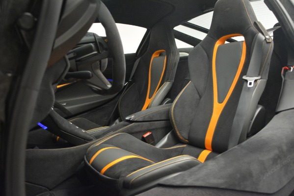 Used 2018 McLaren 720S Coupe for sale Sold at Bentley Greenwich in Greenwich CT 06830 19
