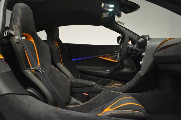 Used 2018 McLaren 720S Coupe for sale Sold at Bentley Greenwich in Greenwich CT 06830 21