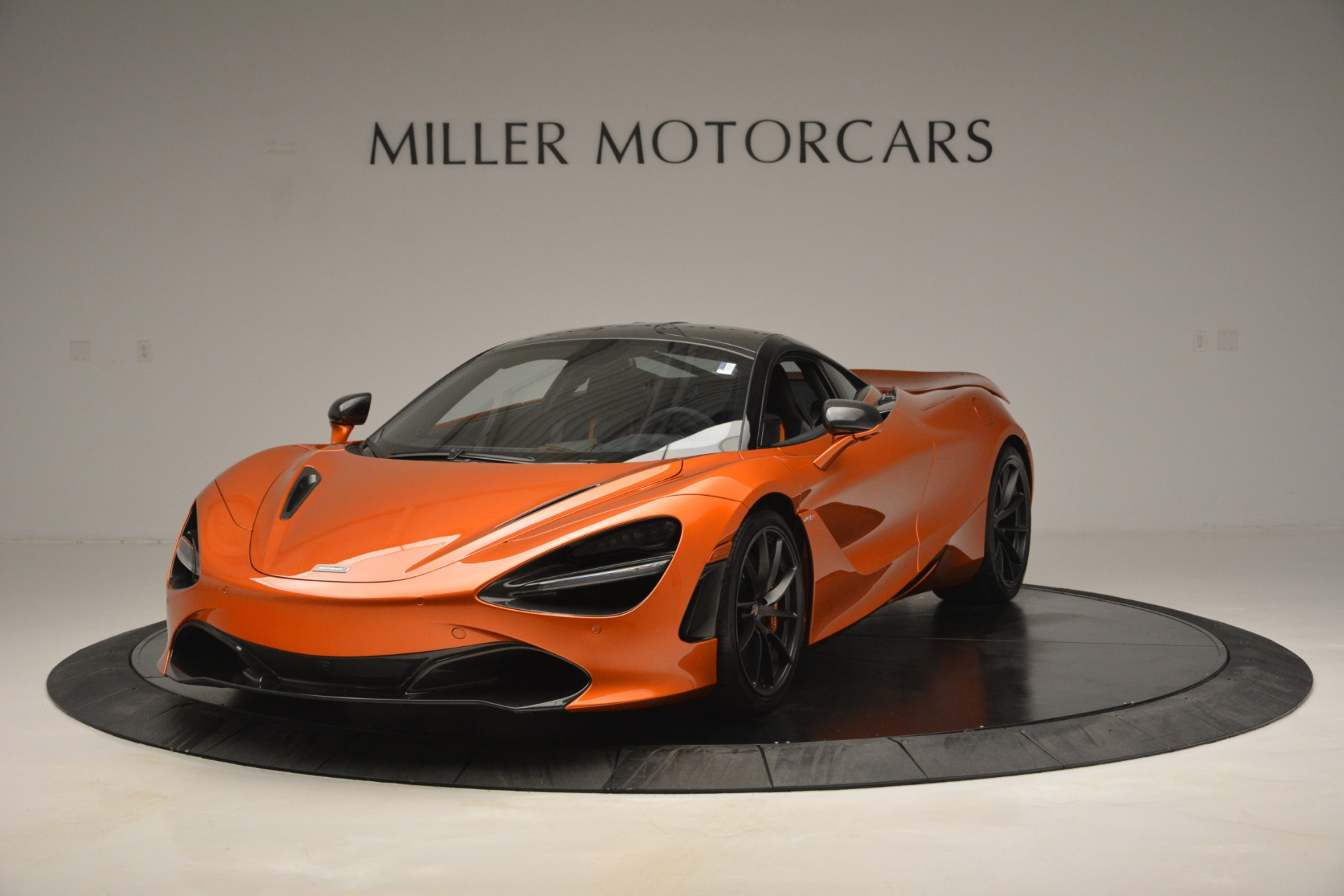 Used 2018 McLaren 720S Coupe for sale Sold at Bentley Greenwich in Greenwich CT 06830 1