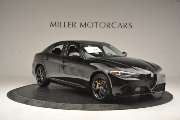 New 2019 Alfa Romeo Giulia Sport Q4 for sale Sold at Bentley Greenwich in Greenwich CT 06830 11