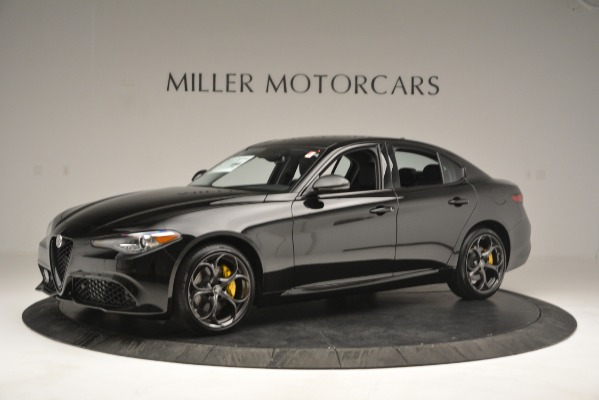 New 2019 Alfa Romeo Giulia Sport Q4 for sale Sold at Bentley Greenwich in Greenwich CT 06830 2