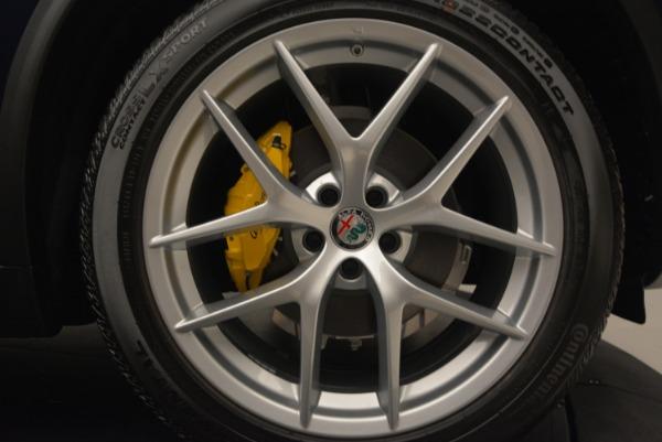 New 2019 Alfa Romeo Stelvio Ti Q4 for sale Sold at Bentley Greenwich in Greenwich CT 06830 25