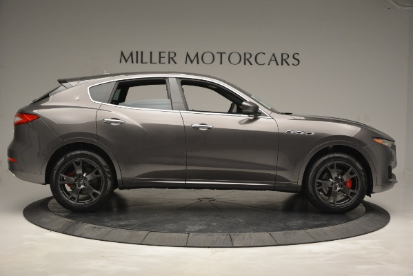 New 2019 Maserati Levante Q4 for sale Sold at Bentley Greenwich in Greenwich CT 06830 12