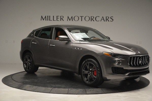 New 2019 Maserati Levante Q4 for sale Sold at Bentley Greenwich in Greenwich CT 06830 14