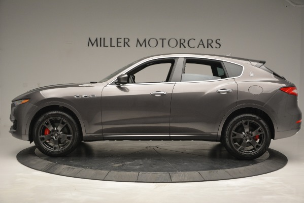 New 2019 Maserati Levante Q4 for sale Sold at Bentley Greenwich in Greenwich CT 06830 4