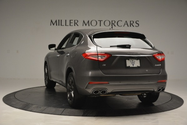 New 2019 Maserati Levante Q4 for sale Sold at Bentley Greenwich in Greenwich CT 06830 7