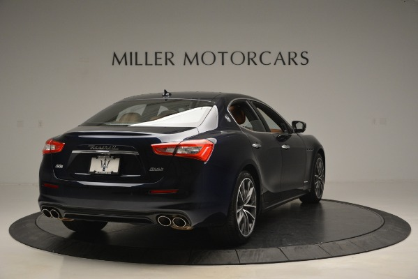 New 2019 Maserati Ghibli S Q4 GranLusso for sale Sold at Bentley Greenwich in Greenwich CT 06830 10